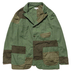 Engineered Garments Cotton Ripstop Bedford Jacket Olive, Jackets