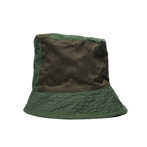 74de7111601dc Engineered Garments Cotton Ripstop Bucket Hat Olive