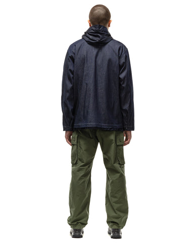 Engineered Garments Cotton Ripstop FA Pant Olive, Bottoms