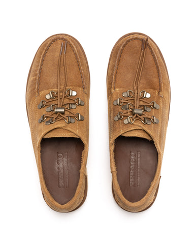 Engineered Garments x Sebago Overlap Beige, Footwear