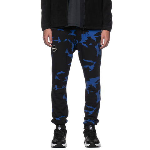 f.c.r.b. Emblem Sweat Pants Blue