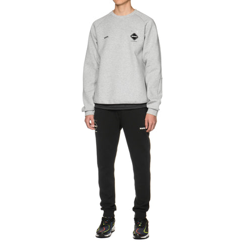 f.c.r.b. Sweat Crew Neck Top Gray