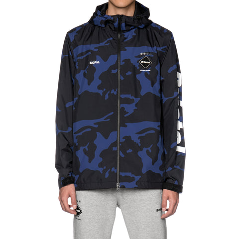 f.c.r.b. Team Practice Jacket Blue