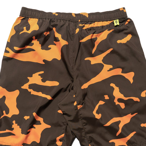f.c.r.b. Team Practice Shorts Orange