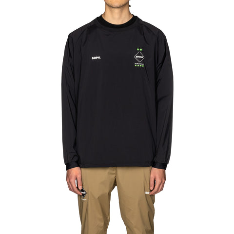 F.C.R.B. Stretch Light Weight Piste Black, Tops