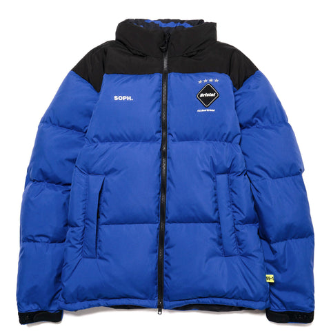F.C.R.B. Reversible Down Blouson Blue, Jackets
