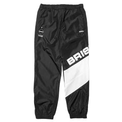 F.C.R.B. Stream Line Easy Pant Black, Bottoms