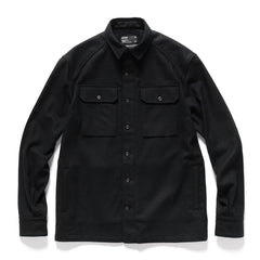 HAVEN Field Shirt - CORDURA® Combat Wool Black, Shirts