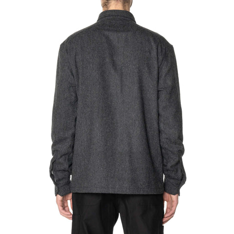 HAVEN Field Shirt - CORDURA® Combat Wool Charcoal, Shirts