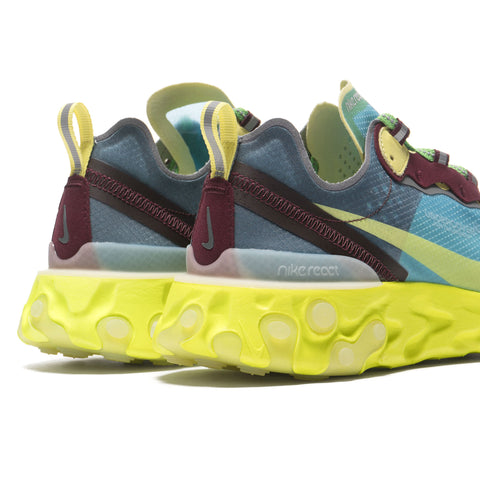 Nike x Undercover React Element 87 Lakeside, Footwear