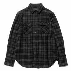 haven Four Pocket Shirt Black