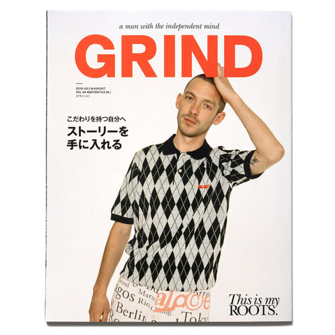 GRIND Magazine 2019 July and August Vol. 94 -This is my Roots-, Publications