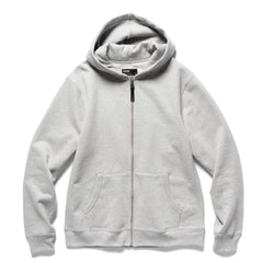 HAVEN Heavyweight Zip Hoodie H.Grey, Sweaters