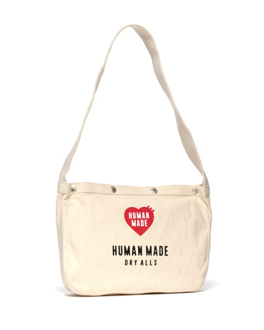 Human Made Paperboy Bag White, Accessories
