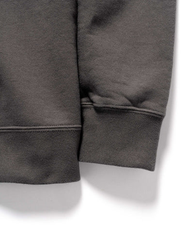 HAVEN Midweight Pullover - Garment Dyed Fleece Slate, Sweaters