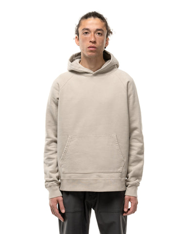 HAVEN Midweight Pullover - Garment Dyed Fleece Sand, Sweaters