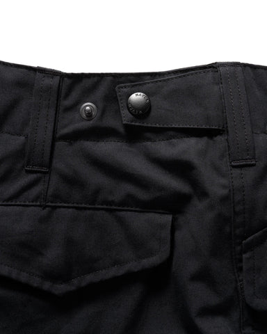 HAVEN Brigade Pants - EtaProof HD Cotton Black, Bottoms