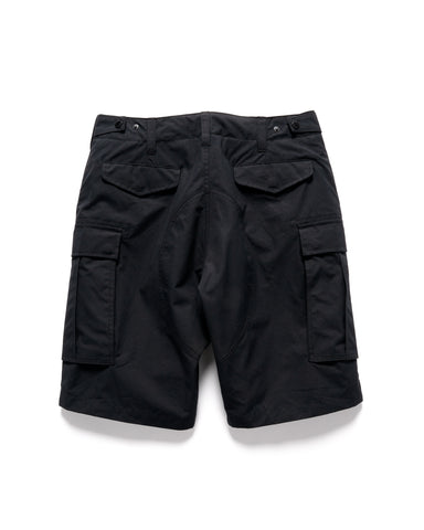 HAVEN Brigade Shorts - EtaProof HD Cotton Black, Bottoms