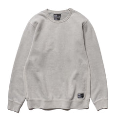 HAVEN Heavyweight Crewneck - Garment Dyed Fleece Clay, Sweaters