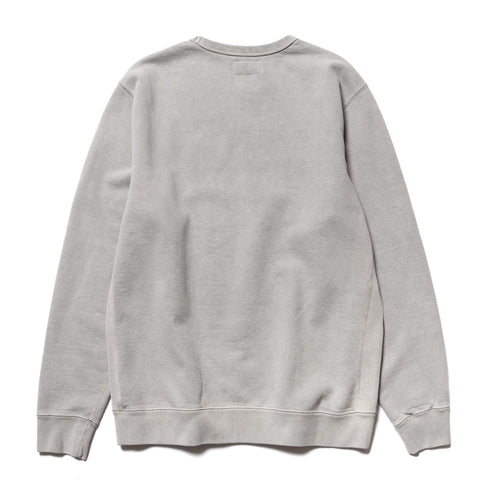 HAVEN Heavy Weight Crew Neck - Garment Dyed Fleece Clay, Sweaters