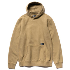 HAVEN Heavyweight Pullover - Garment Dyed Fleece Khaki, Sweaters
