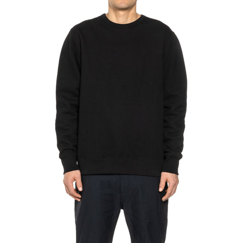 HAVEN Heavy Weight Crewneck Black, Sweaters