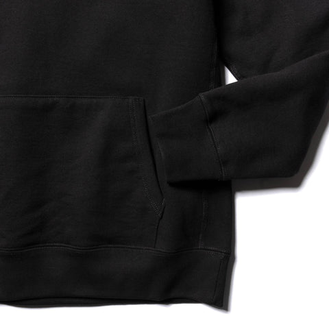 HAVEN Heavyweight Pullover Black, Sweaters
