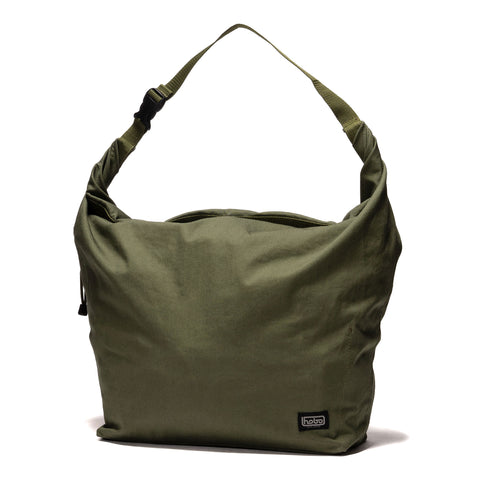 Hobo Cotton Twill Roll Top Bag Olive, Bags