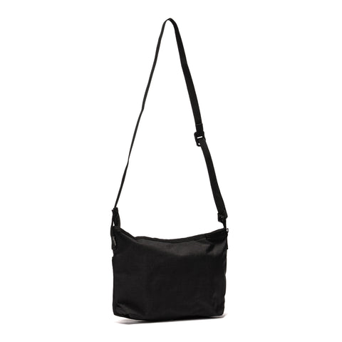Hobo Polyester Canvas Sacoche Black, Bags