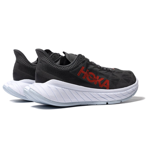 Hoka One One Carbon X 2 Dark Shadow / Fiesta, Footwear
