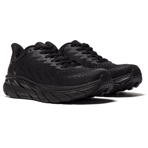 Hoka One One Clifton 7 Black, Footwear