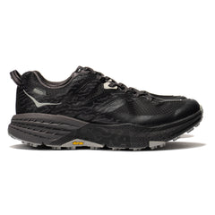 Hoka One One SpeedGoat 3 WP Black/Drizzle, Footwear