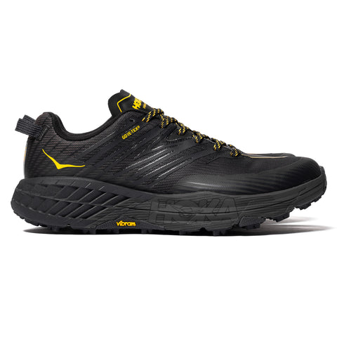 Hoka One One Speedgoat 4 GTX Anthracite/Dark Gull Gray, Footwear