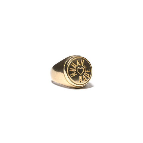 Human Made Button Ring Gold, Accessories