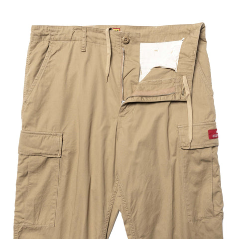 Human Made Cargo Pants Beige, Bottoms
