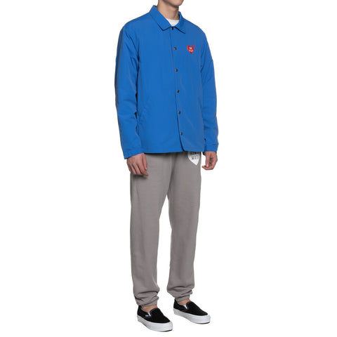 Human Made Coach Jacket Blue, Outerwear