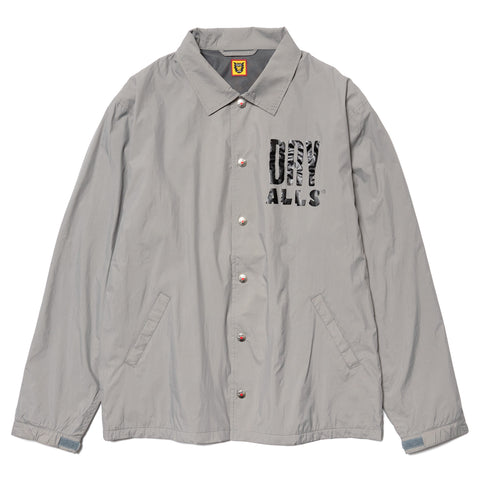 Human Made Coach Jacket Gray, Outerwear