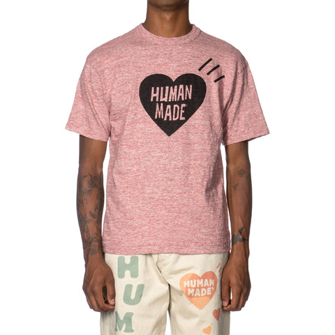 Human Made Color T-Shirt #01 Pink, T-Shirts