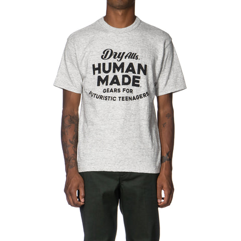 Human Made Color T-Shirt #02 Gray, T-Shirts
