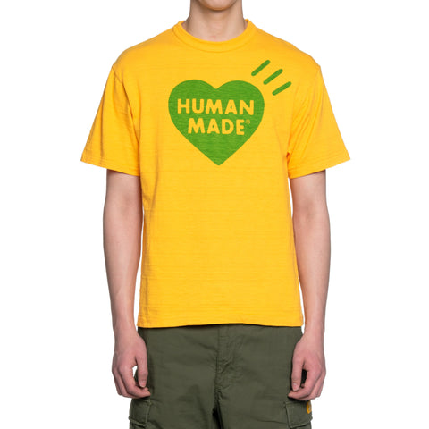 Human Made Color T-Shirt #2 Yellow, T-Shirts