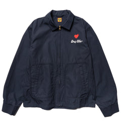 Human Made Drizzler Jacket Navy, Outerwear