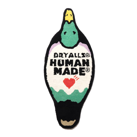 Human Made Duck Rug Small Green, Home Goods