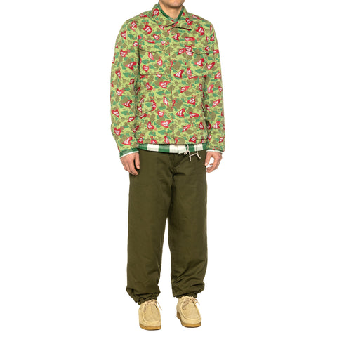 Human Made Heart Camo Field Jacket  Olive Drab, Outerwear