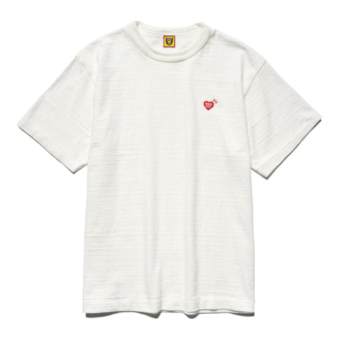Human Made Heart One Point T-Shirt White, T-Shirts