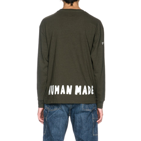human made Long-T Olive Drab