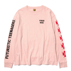 Human Made Long-T Pink, T-Shirts