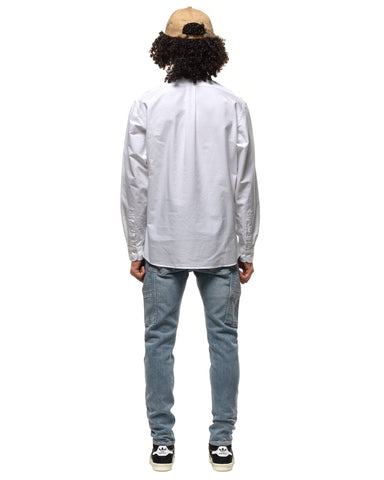 Human Made Oxford B.D Shirt White, Shirts
