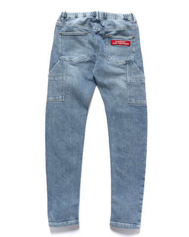 Human Made Relax Denim Pants Indigo, Bottoms