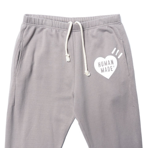 Human Made Sweat Pants Gray, Bottoms