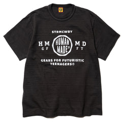 Human Made T-Shirt #1709 Black, T-Shirts